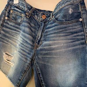 American Eagle Boyfriend-style Shorts